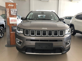 Jeep Compass Limited 2.0 Flex 2019 0km