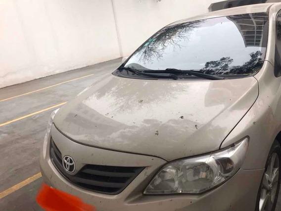Toyota Corolla 1.8 Xei Mt 136cv 2013 C/gnc