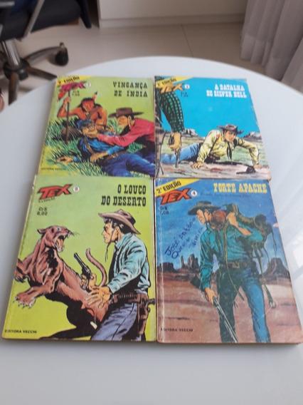 Tex Lote C 9 Revistas Segunda Edição