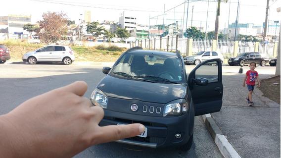 Uno Way 1.0 Básico - 11/12 Baixo Km- # Urgente #