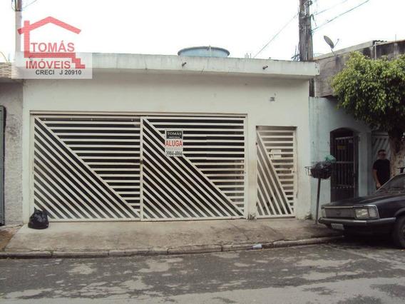 Casa Com 2 Dormitórios Para Alugar, 100 M² Por R$ 1.250/mês - Jardim São João (jaraguá) - São Paulo/sp - Ca0831