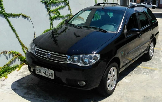 Fiat Palio Weekend 1.4 Elx 30 Anos Flex 5p 2008