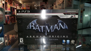 Edicion Especial Batman Arkhan Origin Ps3