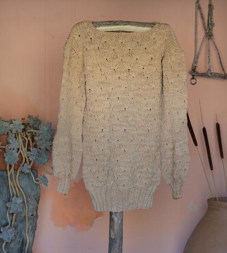 Imagen 1 de 8 de Sweater 100% Fibra Ovina Mod_3