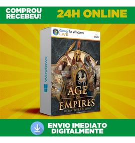 Age Of Empires Definitive Edition - Pc - Português Envio 0s
