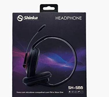 Headphone Shinka 5h566