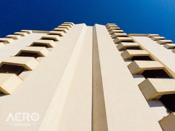 Apartamento Residencial Para Locação, Centro, Bauru. - Ap1031