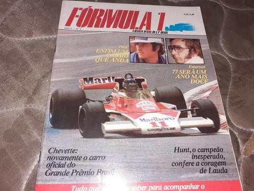 F1 Revista Oficial 1977