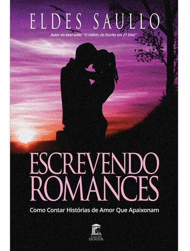 Livros - Escrevendo Romances