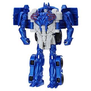 Transformadores El Ultimo Caballero Turbo Cambiador Optimus