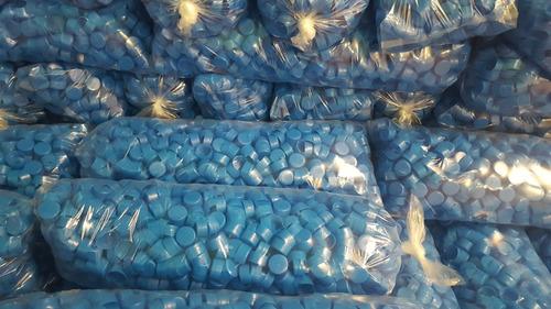 Tapas Plásticas Para Botellones De Agua 18-20l