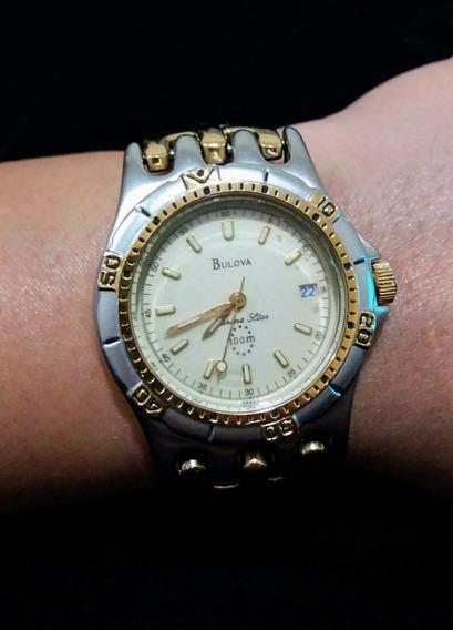 Relógio Bulova Marine Star Feminino - Original