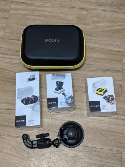 Filmadora De Ação Sony Hdr-as30v