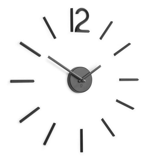 Umbra Reloj Blink Negro