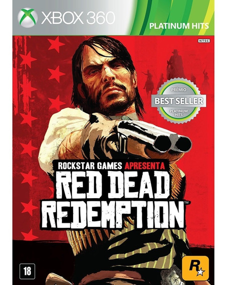 Red Dead Redemption - Retro-compatível Xbox One