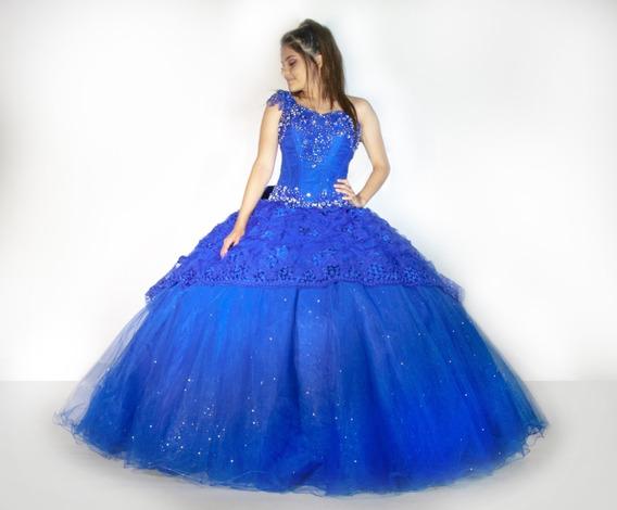 Vestido De Xv Años Línea Premium Modelo Helen Todo Incluido