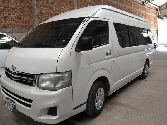 Toyota Hiace 2011 100 X Ciento Uso Particular Jamas Taxi¡¡