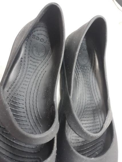 Sapatilia Crocs Original Usada W 8 Numero 38 Bom Estado