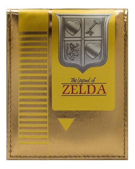 Cartera Zelda Cartucho Nintendo