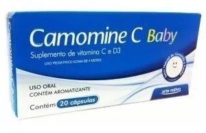 Kit 05 Camomine C Baby Igual Camomilina C