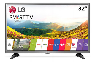 "Smart TV LG HD 32"" 32LJ600B"