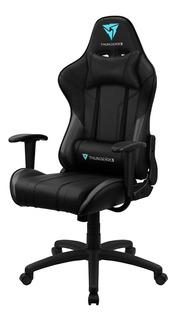 Cadeira Para Pc Giratória Gamer Preta Thunderx3 Ec3