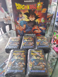 Album + Figuras Dragon Ball Super 2 Navarrete