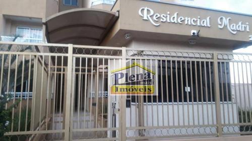 Imagem 1 de 11 de Apartamento Com 2 Dormitórios À Venda, 62 M² Por R$ 350.000 - Centro - Sumaré/sp - Ap1304