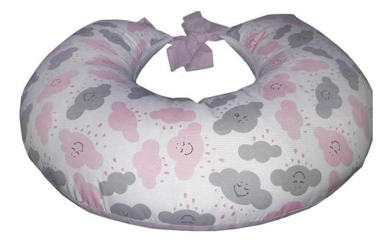 Almofada De Amamentação Promoção Rosa Nuvem Apoio Amamentar