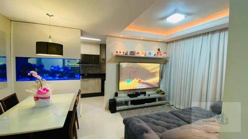 Ótimo Apartamento - Fatto - Ap1745