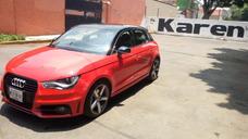 Audi A1 2014 S-line S-tronic Rojo Sportback Factura Agencia