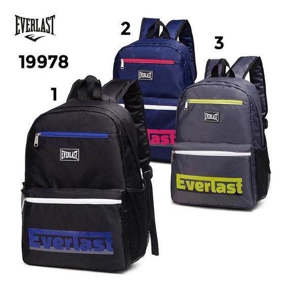 Mochila Everlast Urbana Mod 19978
