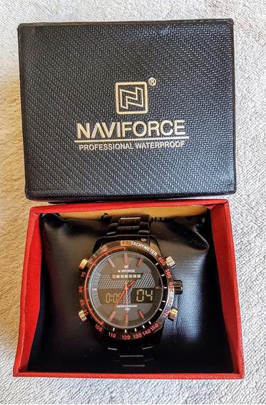 Relogio Naviforce Nf9094 Preto