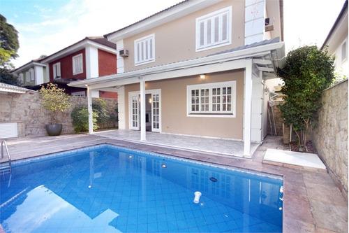 Imagem 1 de 30 de Casa Em Condomínio No Alto Da Boa Vista - Com Renda Para Investidor! - Reo22454
