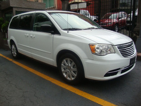 Chrysler Town & Country Li 2014 Impecable Remato!!