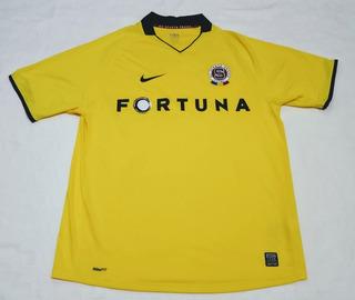 Camisa Sparta Praha 2009 Segundo Uniforme