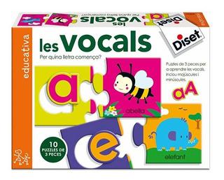 (cat).vocales, Les. (educatius)