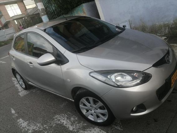 Mazda Mazda 2 Automático 2008