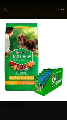 Dog Chow Razas Adultos Minies Y Pequeños