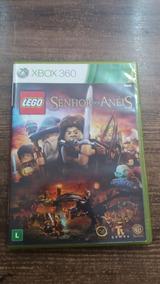 Lego Senhor Dos Aneis Xbox 360