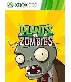Plants Vs Zombies-xbox 360-midia Digital