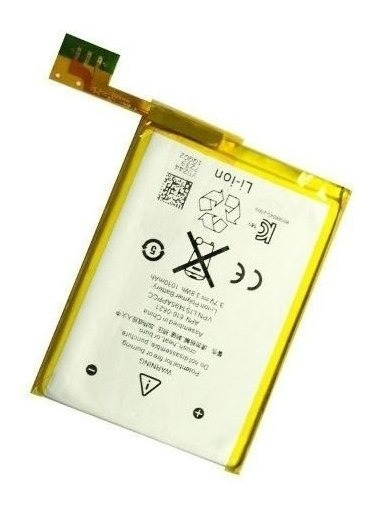 (2 Pcs) Bateria iPod Touch 5th 5 5g Me978ll/a A1421