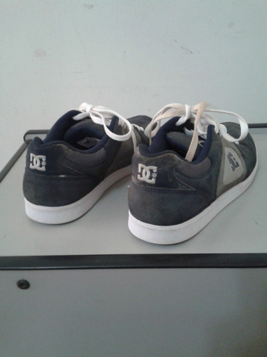 Tênis Dc Shoes Usa Seminovo 43/44