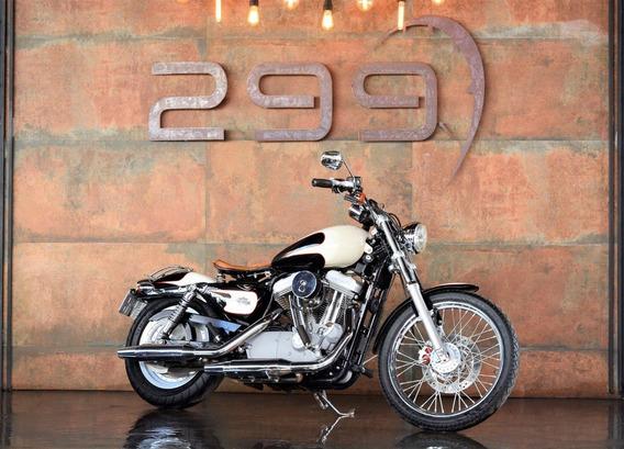 Harley Davidson Xl 883 Custom 2004
