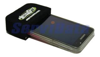 Capuchón Espuma Microfono Celular Personalizado