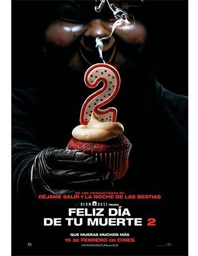 Película Digital Feliz Día De Tu Muerte 1/2 Latino Mp4