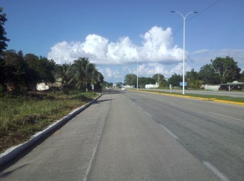 Terreno Comercial Sobre Carretera Federal-bacalar