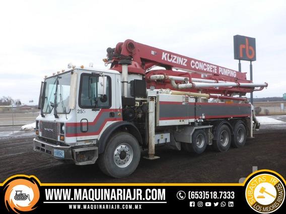 Bomba De Concreto 2001 Mack 32 M, Bomba, Concreto, Mack