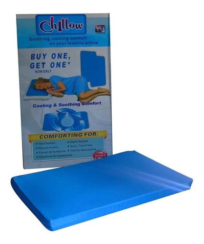 Almohada Térmica Con Cojín De Gel Refrescante Chillow