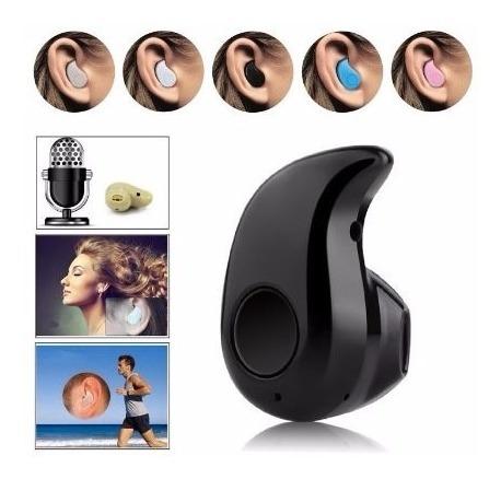 Mini Fone De Ouvido S/ Fio C/ Microfone Earbud V4.0